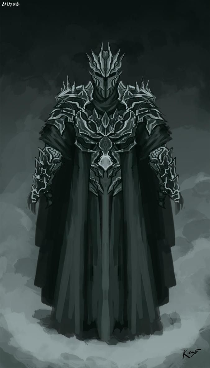Nazgul Sketch by kenji... Nazgul Costume