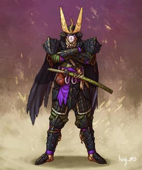 Samurai Perfect Cell