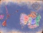 Historical Onunia Map