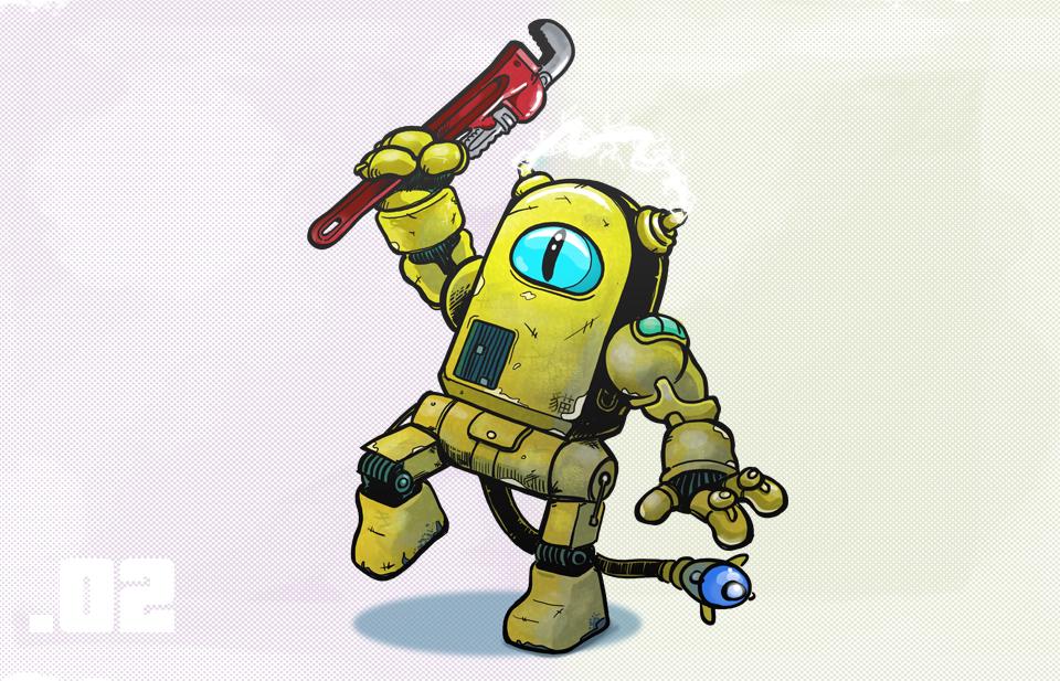 Characters factory - Bot by szarak
