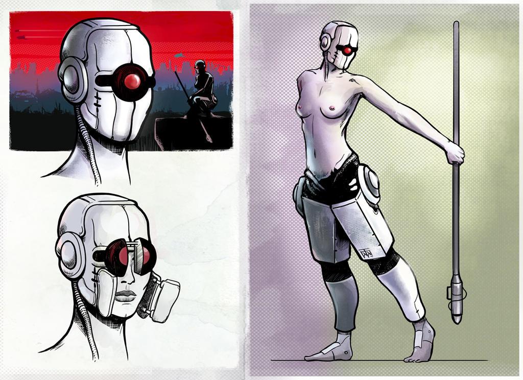 Characters factory - Bot II by szarak
