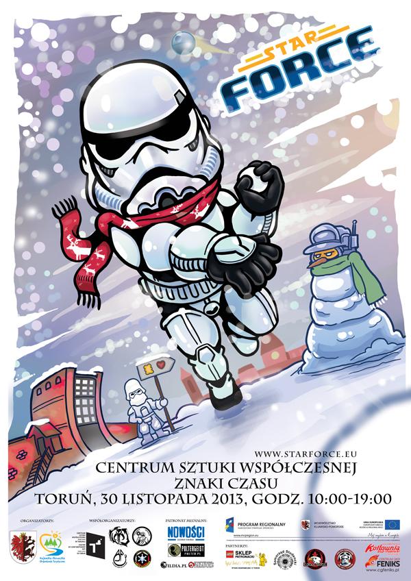 Star Force 2013 by szarak