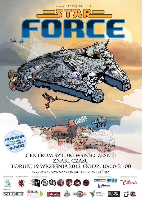 Star Force 2015 by szarak