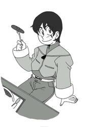 Imitation Manga jack