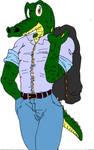 Gator Man