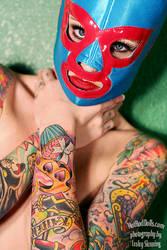 Nacho Libre by ButterflyLady