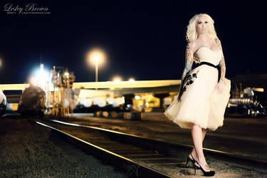 The Tracks by ButterflyLady