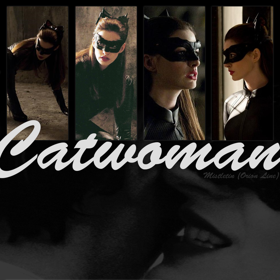 Catwoman by OrionLine