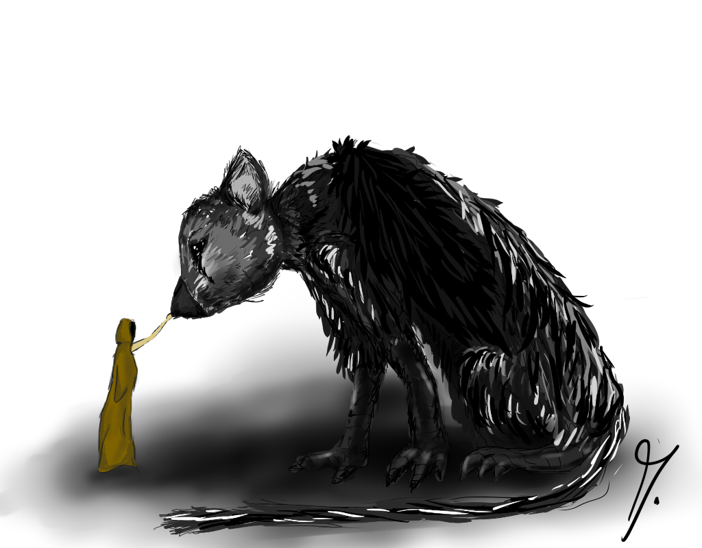 The Last Guardian by OrionLine