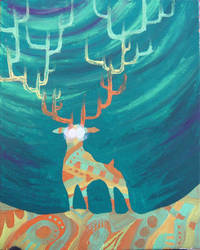 the god of the woods by Matatonai