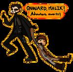 Adventure Malik