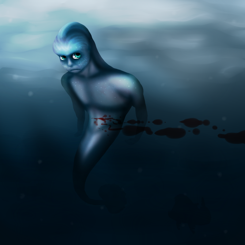 DeviantArt: More Like Mermaids: A Body Found by spongy-tweety