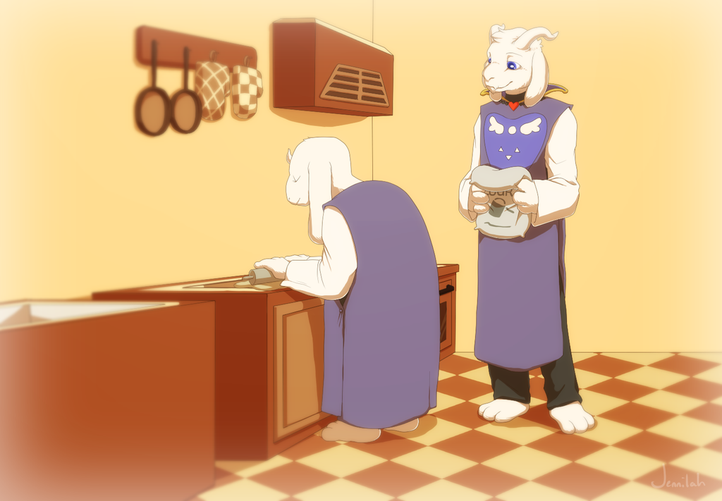 Momma s Kitchen Helper by Jennilah on DeviantArt