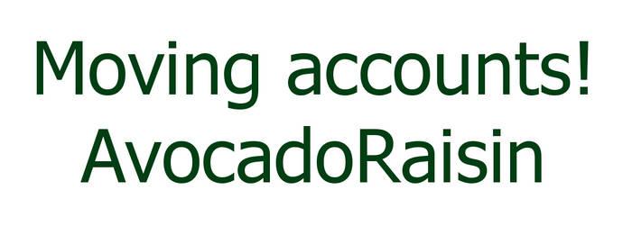New dA account!