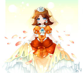 Princess of Flowers by jollyrose