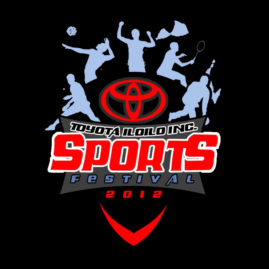Toyota Iloilo Sportsfest 2012 Logo by darkkelvinkaye on ...