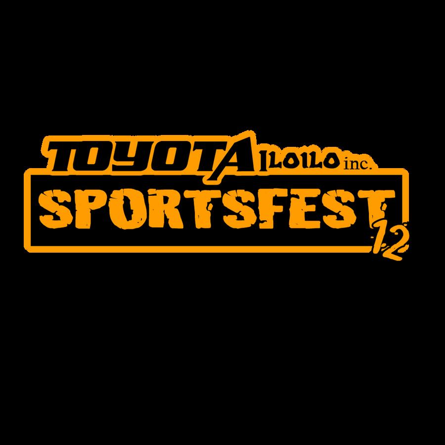 Toyota Iloilo Sportsfest 2012 Logo (random) by ...