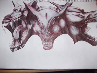 Hellhound by SkippyJuno