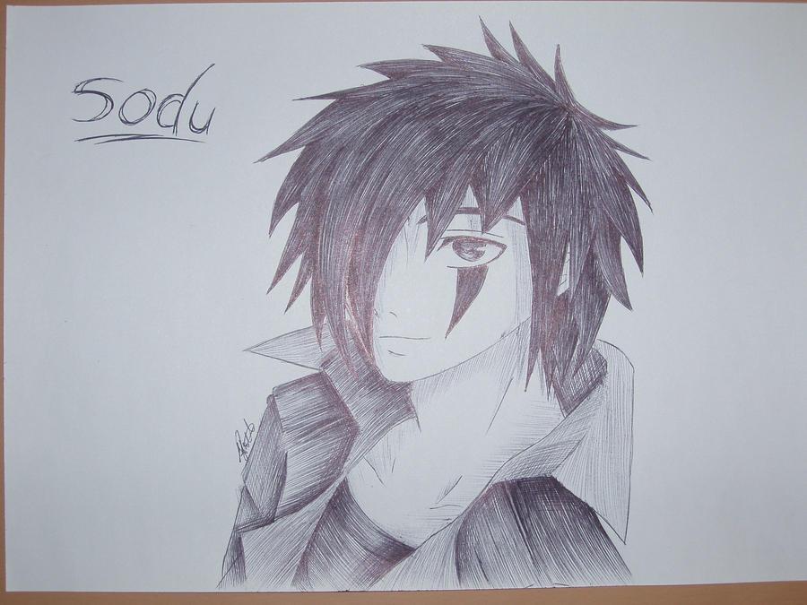 Sodu. by SkippyJuno