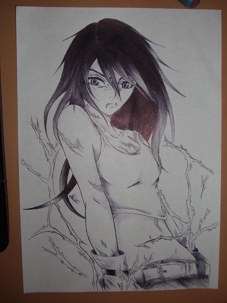 Masami. by SkippyJuno