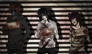 [OC  Creepypasta]  Jeff, Jack and Nazir