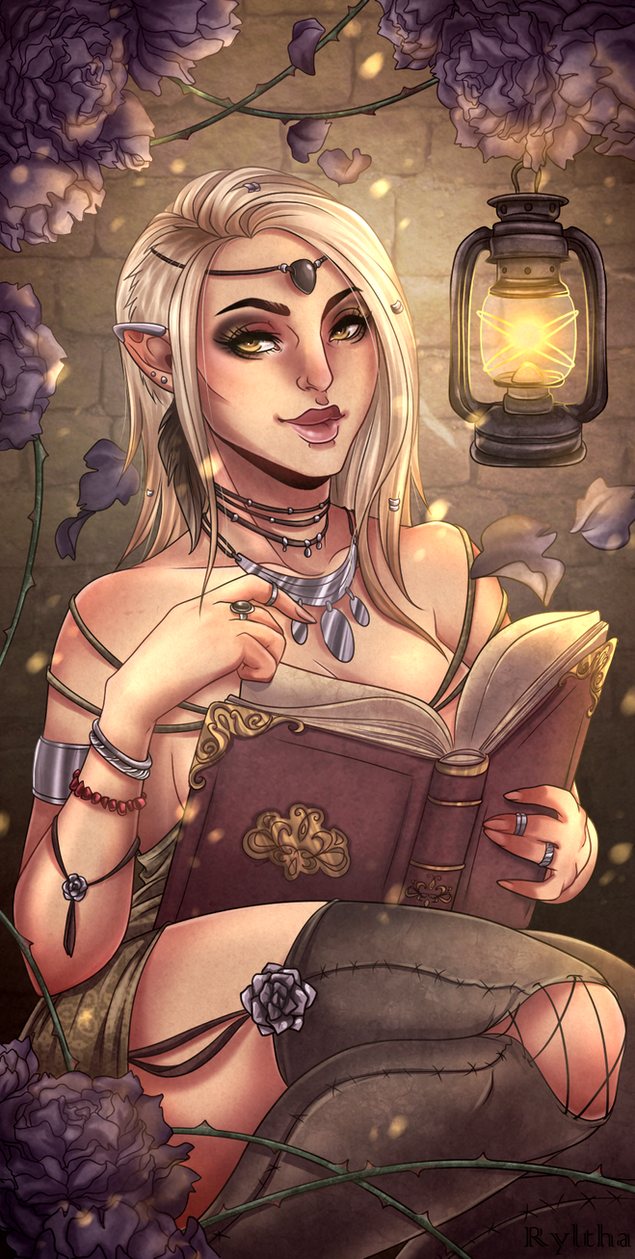 Diary Of The Rose by Ryltha