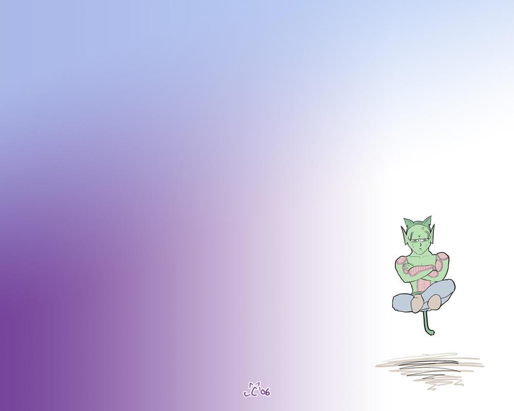 Piccolo Kitty Cat Wallpaper By Catti On DeviantArt