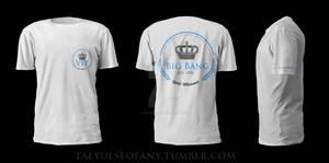 Big Bang VIP Fandom Shirt Mockup
