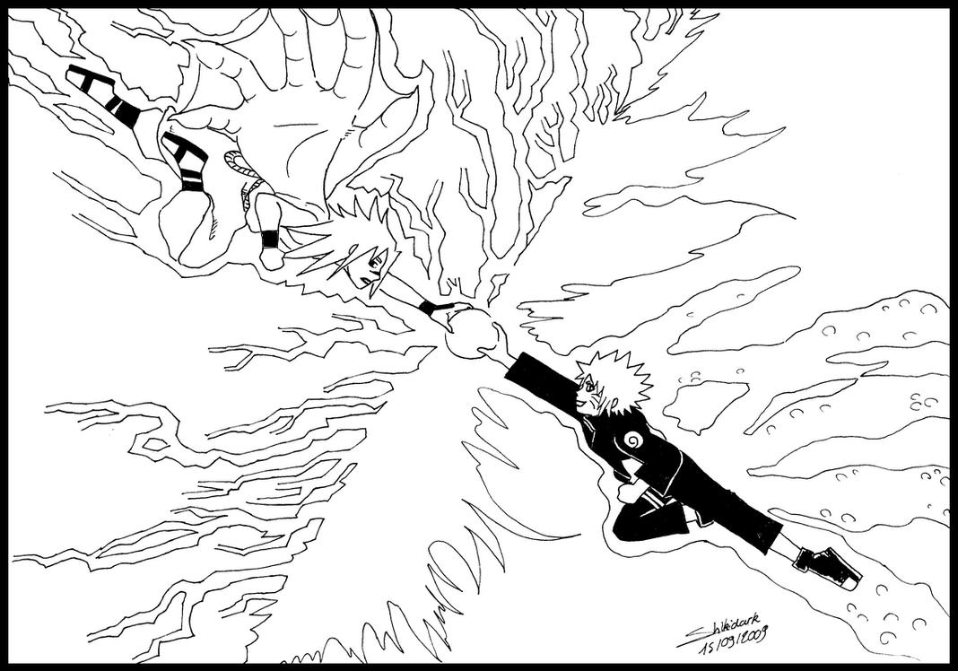 Top Du Meilleur Coloriages Naruto Gratuits A Imprimer