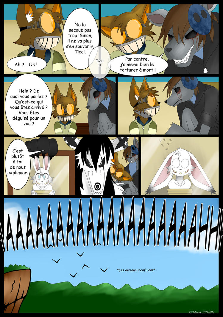 Hors Serie Creepys Legendes - 04 by Shikidark