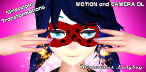 MMD FRENCH - Miraculous :: MOTION and CAMERA DL ::