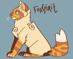FOXSPIRIT by magic-pistachio