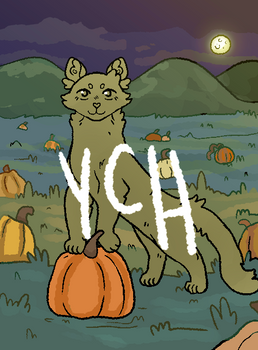 OPEN HALLOWEEN YCH PAYPAL