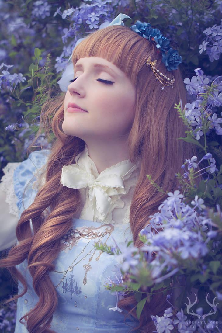 Dreaming Cinderella II by deerstalkerpictures