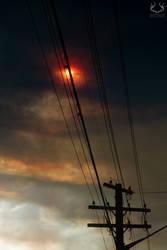 Red Sun by deerstalkerpictures