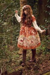 Enchanted Fawn by deerstalkerpictures