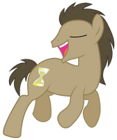 Doctor Whooves singing by Mihaaaa