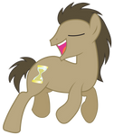 Doctor Whooves singing