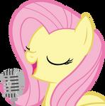 Fluttershy singing