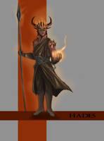 Hades by EmmanuelMadailArt