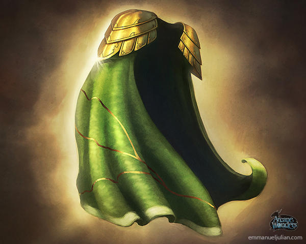 Captain's Cape
