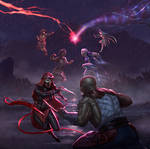 Mortal Kombat - AI Battle