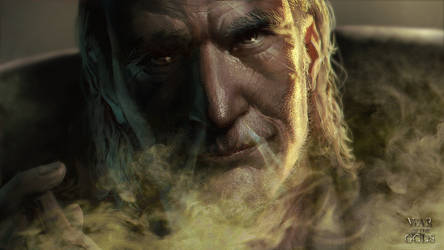 War of the Gods - The Old Man
