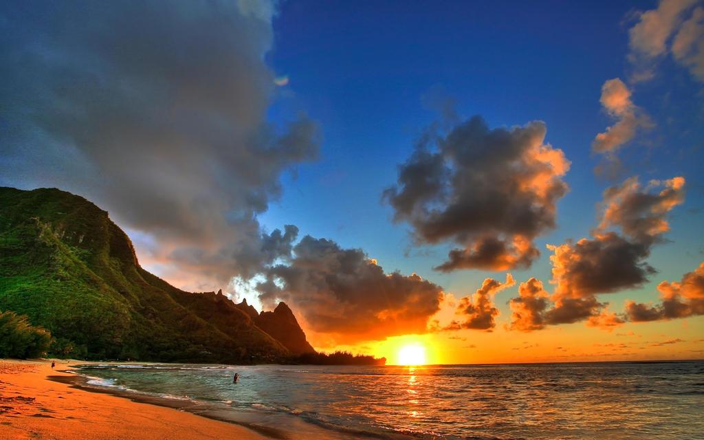 Hawaii sunset by Jacky407