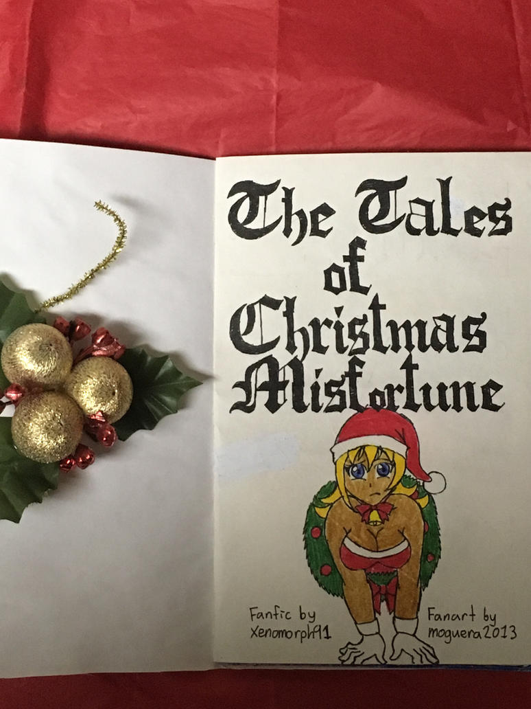 christmas title page