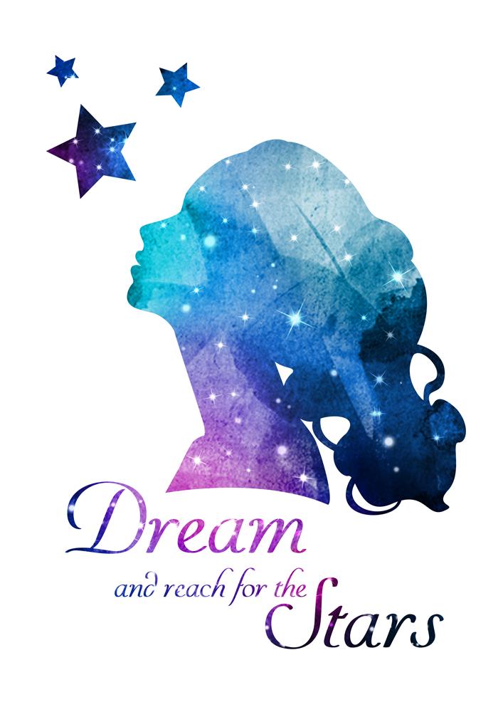 Dream Star Girl by SaraSheepy