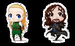 Legolas and Kili