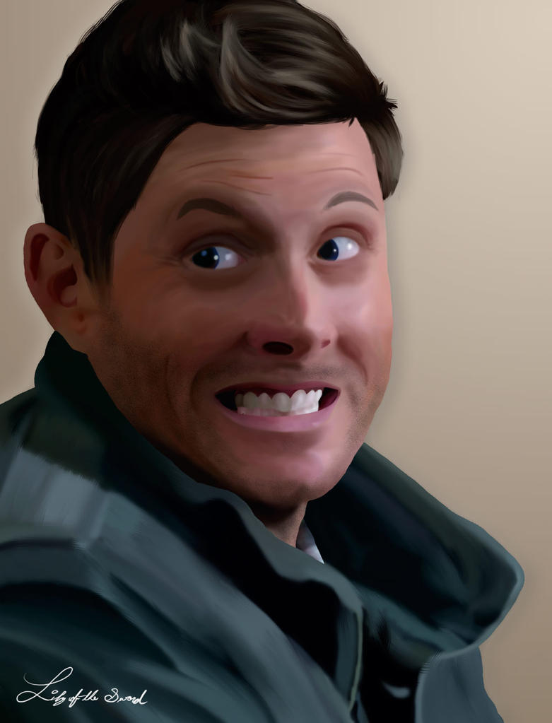 Dean Winchester by LilyOfTheSword