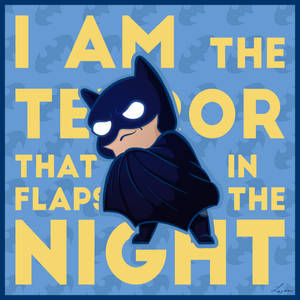 Terror That Flaps In the Night