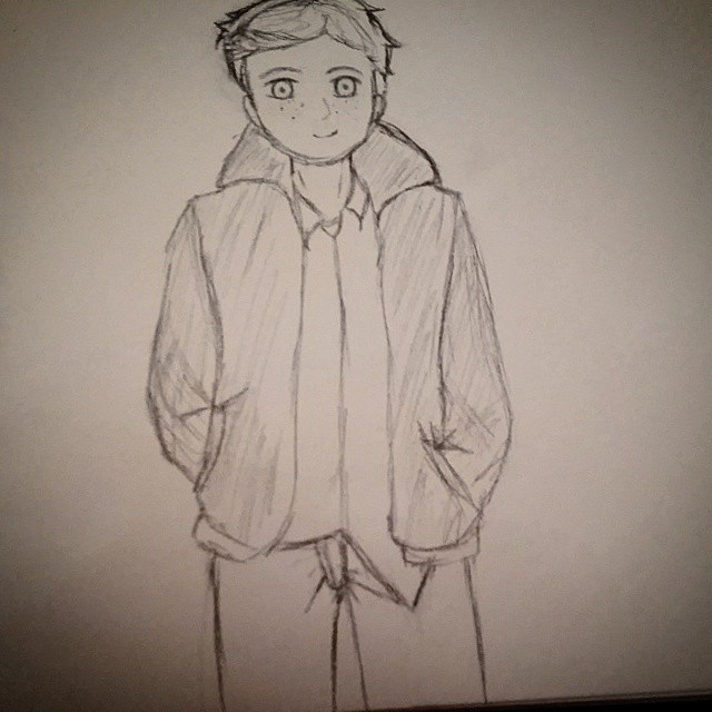 Dean Winchester WIP by Grelll